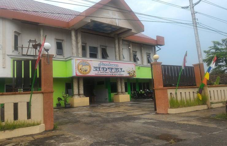Hotel Punokawan Solo - Eksterior