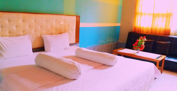 Hotel Isabella Maluku Tengah - room