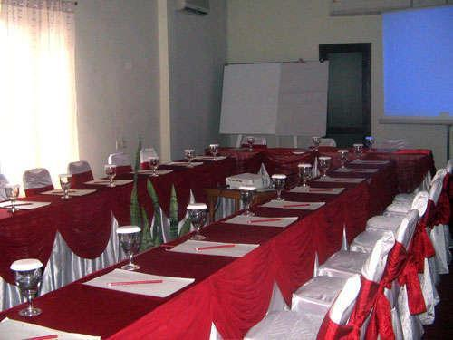 Grand Sirao Hotel Medan - Meeting Room