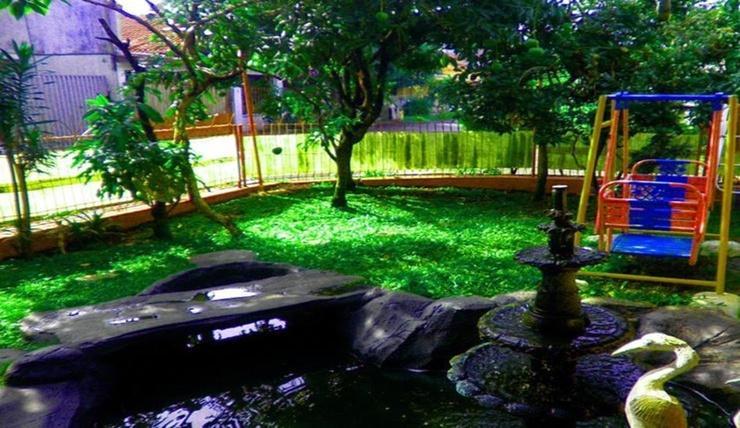 Green Homestay Syariah Bandung Bandung - Exterior