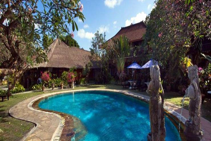 Puri Dalem Hotel Bali - Kolam Renang