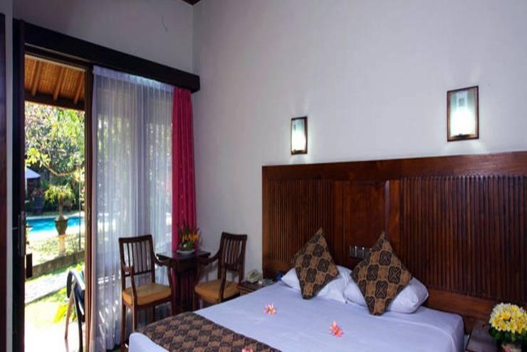 Puri Dalem Hotel Bali - Kamar tamu