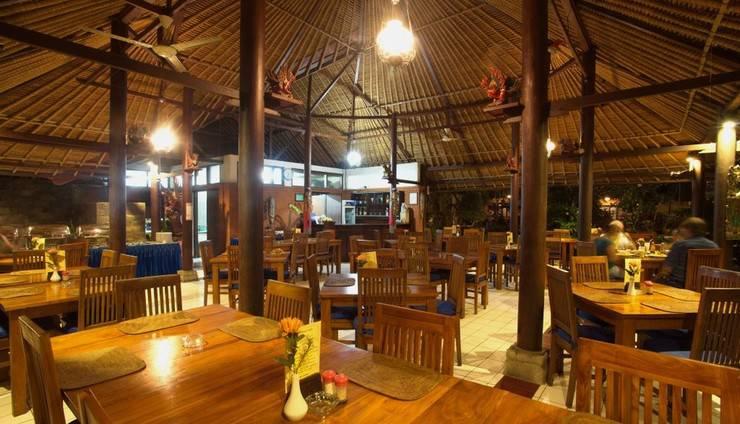Puri Dalem Hotel Bali - Restoran