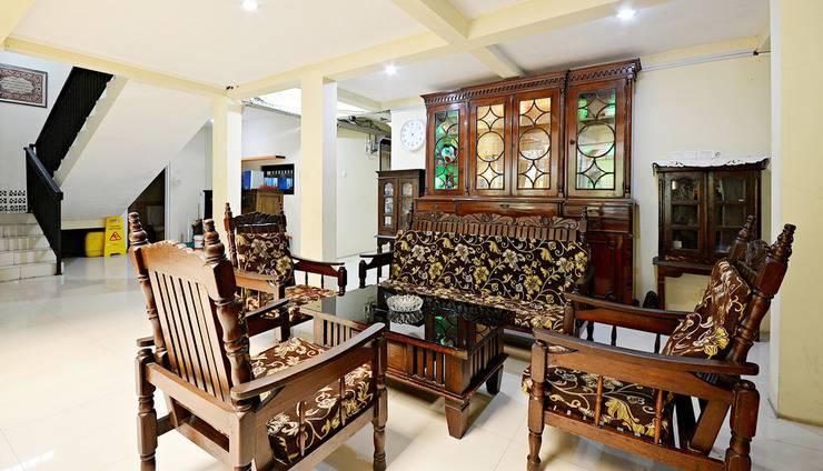 ZenRooms Kuningan Syariah Jakarta - Lobi