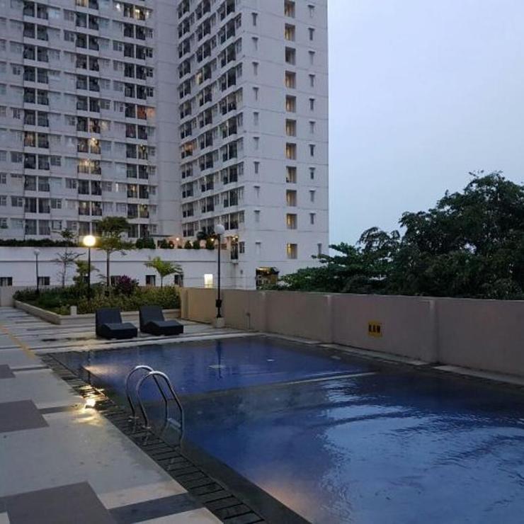 CHY Apartemen Margonda Residence 4 & 5 Depok - pool