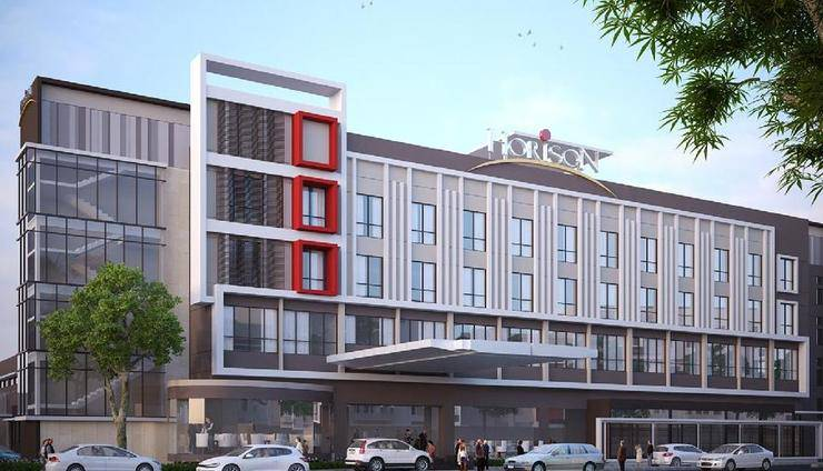 Horison Hotel Sukabumi by MGM Sukabumi - Eksterior