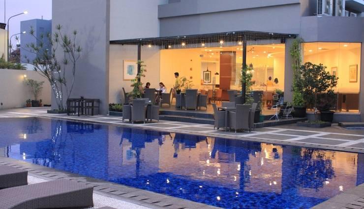 Horison Hotel Sukabumi by MGM Sukabumi - Swimming Pool