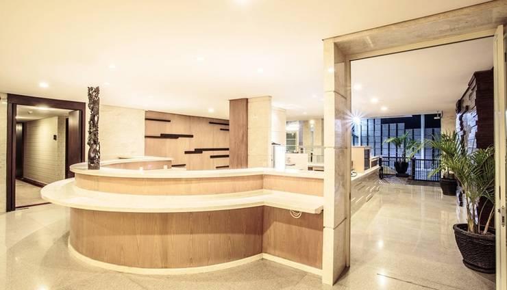Hotel Crown Tulungagung - Reception