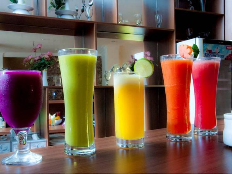 Hotel Royal Park Samarinda - Bar