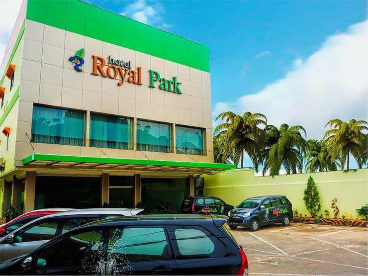 Hotel Royal Park Samarinda - Front of Property