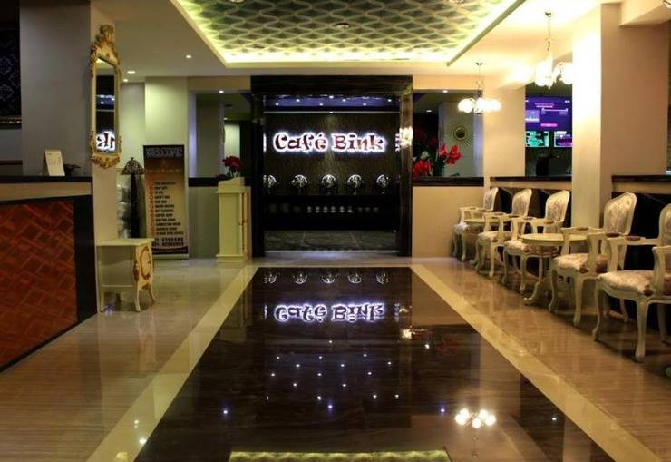 Grand Batik Inn Jakarta - Lobby