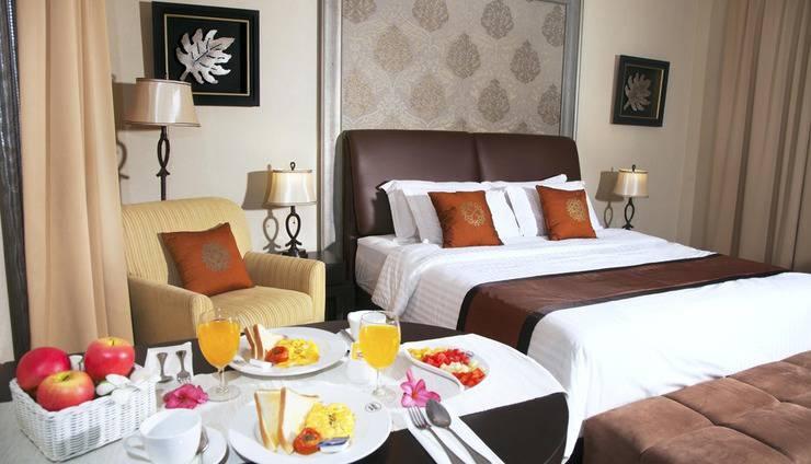 Green Garden Resort Serang - Guest Room