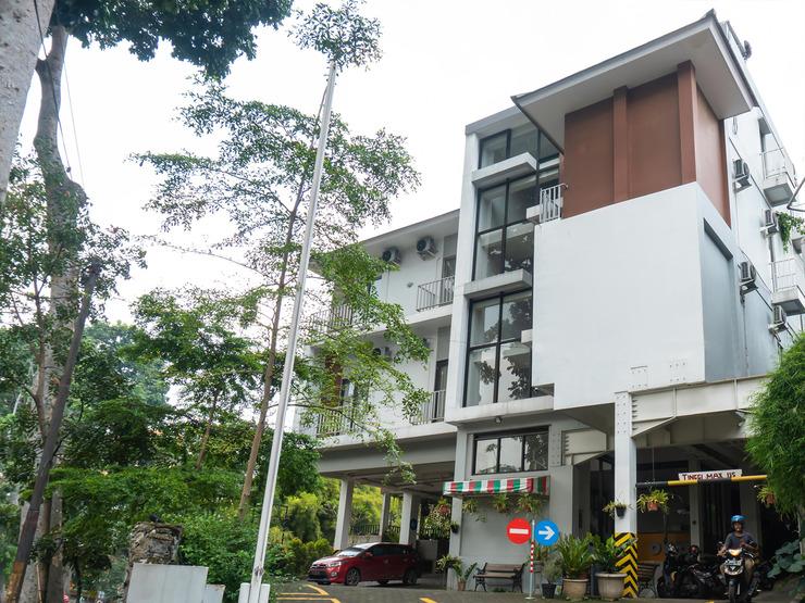 LN9 Bandung Guest House Bandung - Face