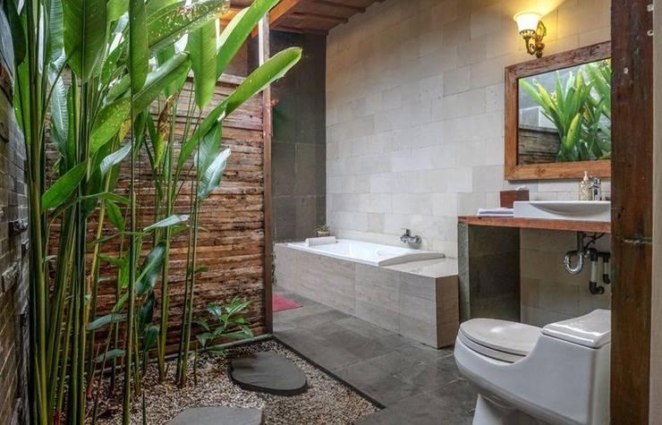 Jubilee Joglo Sanur Bali - Kamar mandi