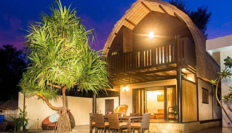 Meno Mojo Beach Resort Lombok - Exterior