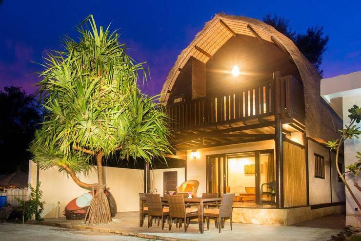 Meno Mojo Beach Resort Lombok - MENO MOJO BEACH RESORT