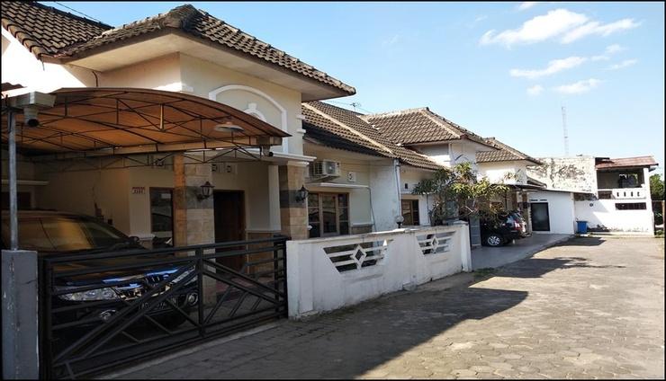 Homestay Yogyakarta Aqila Yogyakarta - exterior