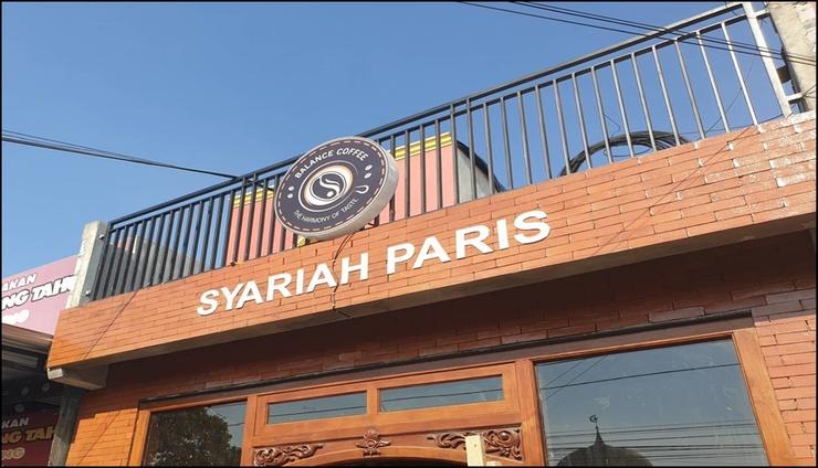 Syariah Paris Yogyakarta - exterior