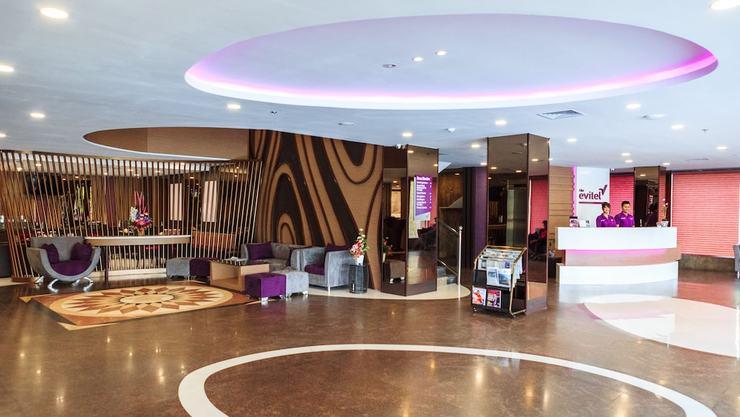 The Evitel Hotel Batam Batam - Lobby Lounge