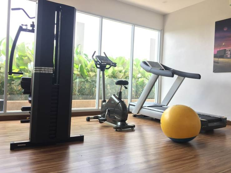 The Evitel Hotel Batam Batam - Fitness Facility