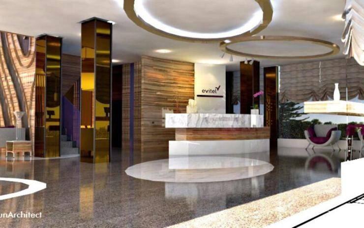 The Evitel Hotel Batam Batam - pemandangan