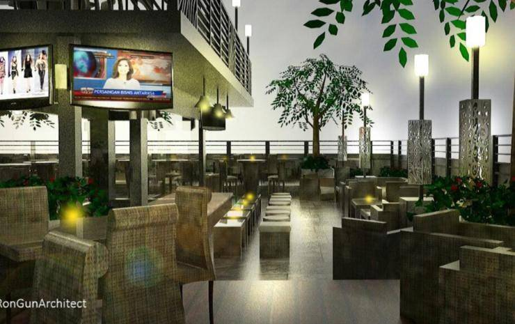 The Evitel Hotel Batam Batam - Interior