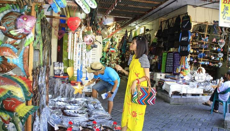 Loft Legian Bali - Legian pasar seni