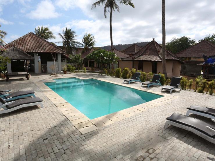 OYO 1651 Purnama Beach Hotel Lombok - Facility
