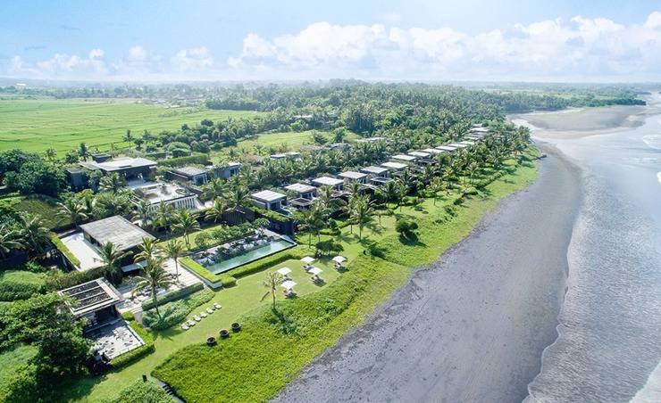 Soori Bali Tabanan - Sekeliling