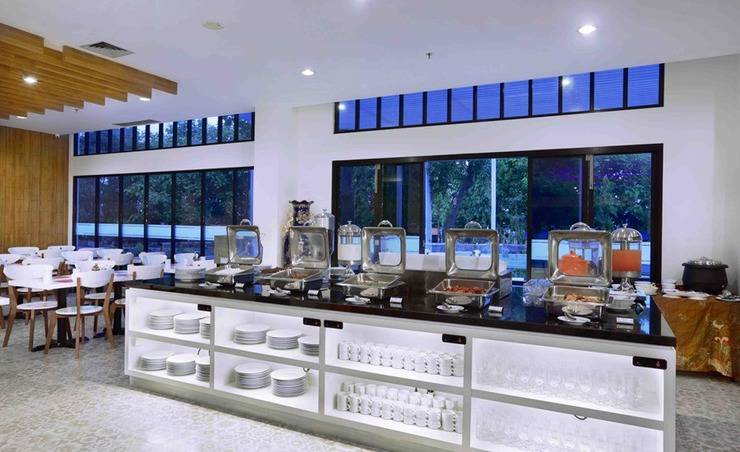 favehotel Kotabaru Yogyakarta - Buffet