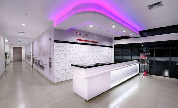 favehotel Kotabaru Yogyakarta - Lobby
