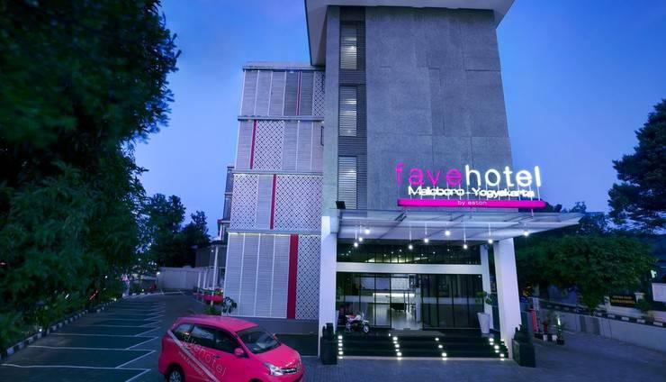 favehotel Malioboro Yogyakarta Yogyakarta - Hotel