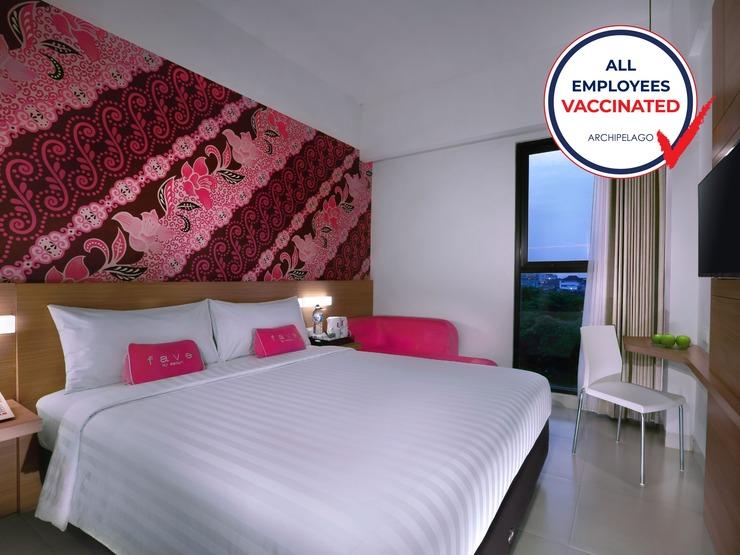 favehotel Malioboro Yogyakarta Jogja - Vaccinated