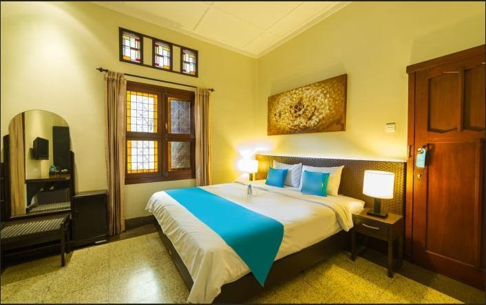 Merbabu Guest House Malang - Room