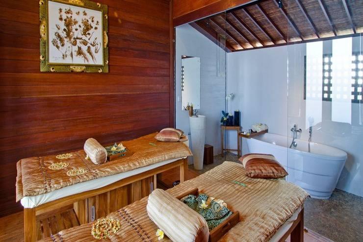 Amadea Resort and Villas Bali - Kamar Spa