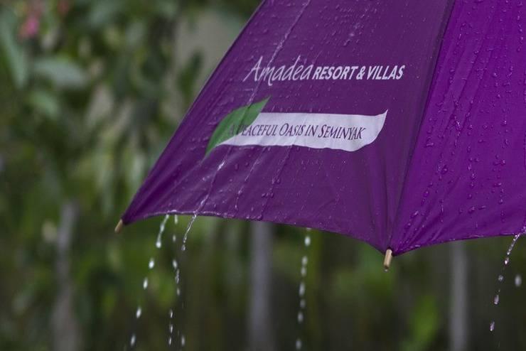 Amadea Resort and Villas Bali - Layanan Hotel