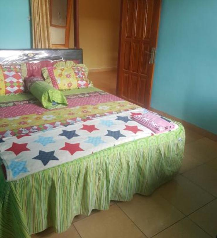 Kasih Sayang Hotel Manggarai Timur - Guest room