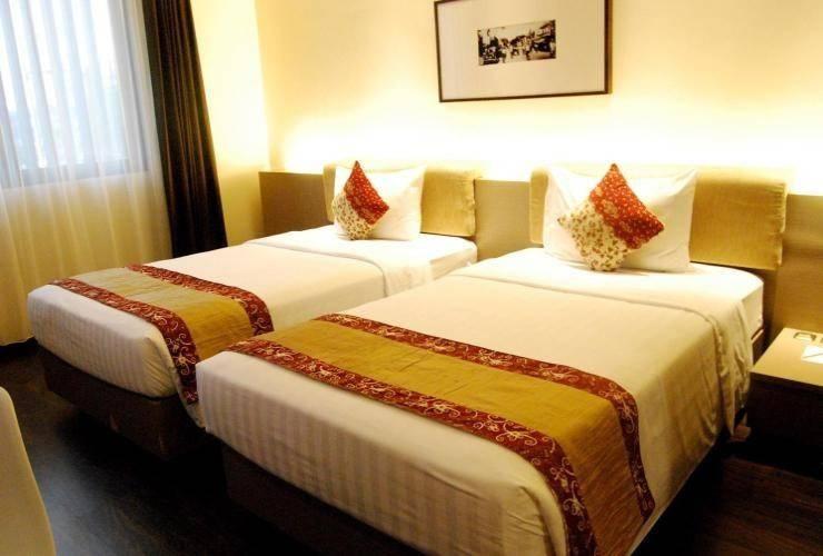 de JAVA Hotel Bandung - Deluxe Twin