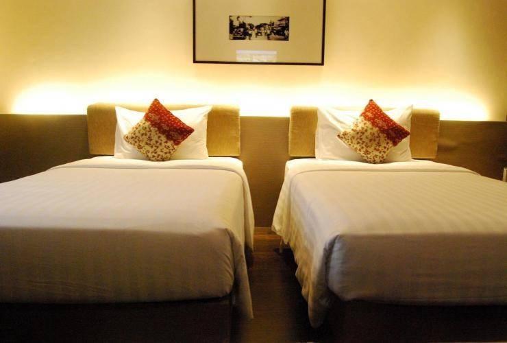 de JAVA Hotel Bandung - Superior Twin
