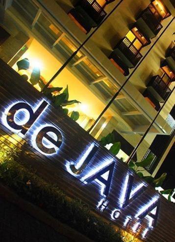 de JAVA Hotel Bandung - Appearance