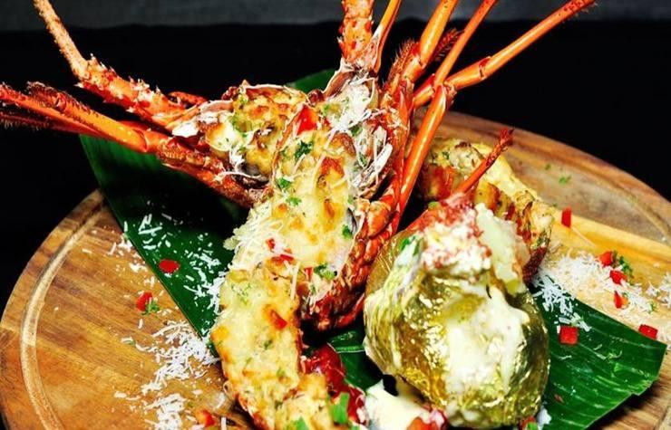Bintan Lagoon Resort Bintan - Makanan