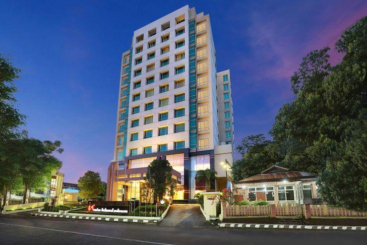 Swiss-Belhotel Manado - Front of Property