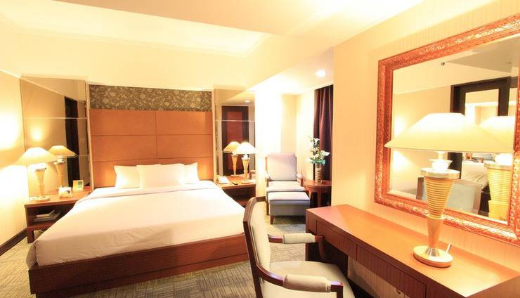 Hotel Treva Menteng Jakarta - Kamar Grand Suite 1
