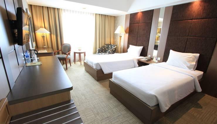 Hotel Treva Menteng Jakarta - Kamar Grand Superior Twin 1