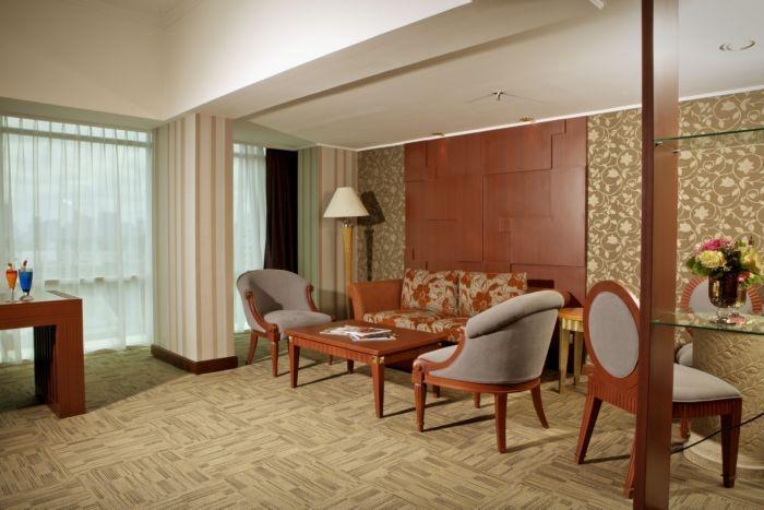 Hotel Treva Menteng Jakarta - Ruang Tamu Grand Suite 2