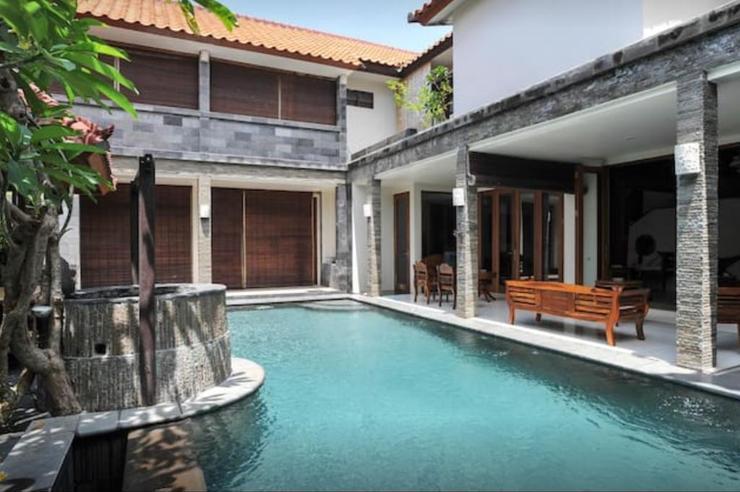 9 Bedroom GERHANA Villa Kuta Bali Bali - Pool