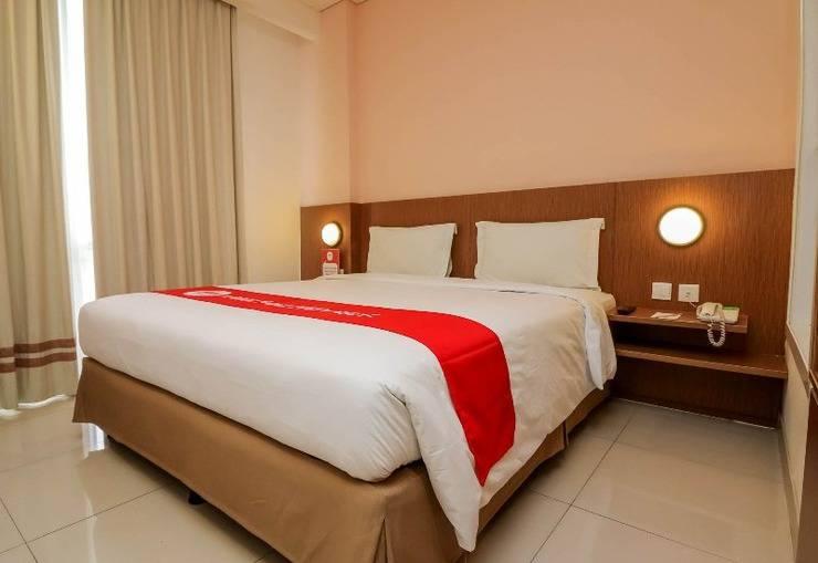 NIDA Rooms Tebet Pancoran Statue Dukuh Patra Raya Jakarta - Kamar tamu