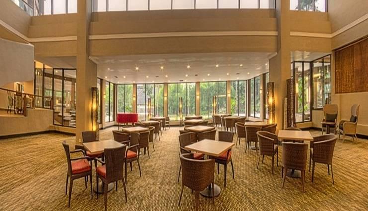 Kyriad Hotel BumiMinang Padang - Lounge