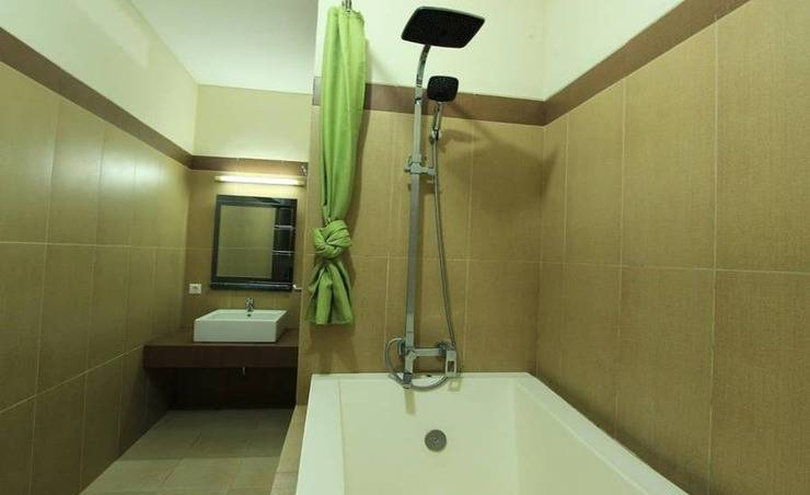 Villa Dago Nirwana Bandung Syariah Bandung - Kamar mandi