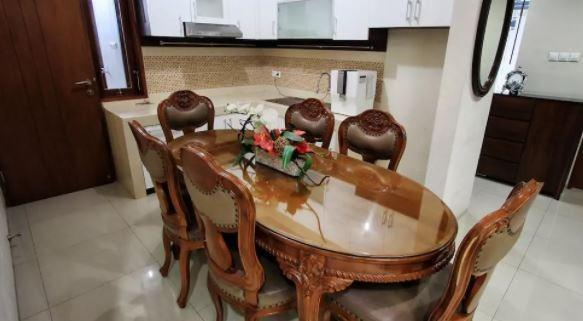 Villa Dago Nirwana Bandung Syariah Bandung - Dinning Room